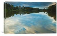 Eastnor Castle, Canvas Print