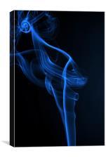 Smoke, Canvas Print