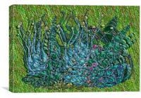 Arboretum, Canvas Print