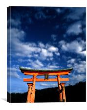 Japan, Canvas Print