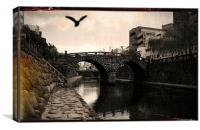 Nagasaki, Canvas Print