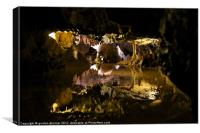 An Alien Cave?, Canvas Print