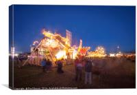 All the Fun of the Fair, Canvas Print