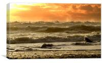 Evening Kinard Beach