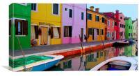 Colour, Canvas Print