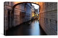 Venice, Canvas Print