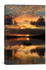 Sunset in Dingle