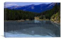 Mountain Wilderness, Canvas Print