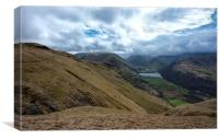 Brothers Water Lake District England, Canvas Print