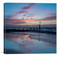 Seaside Reflections, Canvas Print