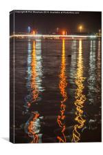 Harbour Lights, Canvas Print
