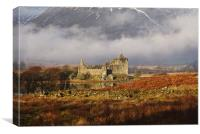 Kilchurn Castle, Canvas Print