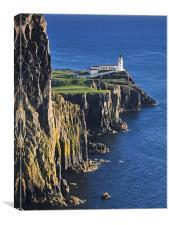 Neist Point,  Isle of Skye, Canvas Print