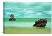 # Durness Beach , Canvas Print