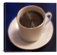 Tea Time, Canvas Print