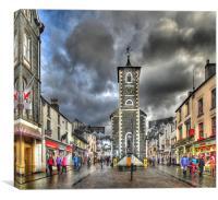 Keswick, Cumbria, Canvas Print