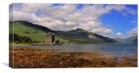 Carrick Castle, Loch Goil, Argyll, Scotland , Canvas Print
