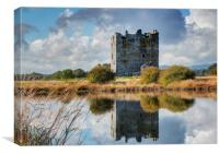 Threave Castle, Dumfries and Galloway, Scotland, Canvas Print
