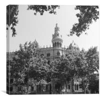 Barcelona Street Corner