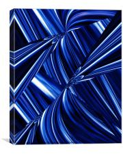 Ocean Blue, Canvas Print