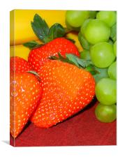 Fruit Salad, Canvas Print