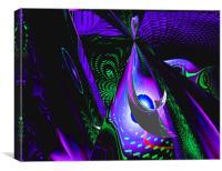 Vision, Canvas Print