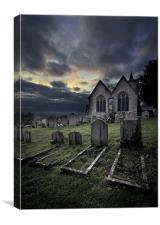 Resting Place, Canvas Print