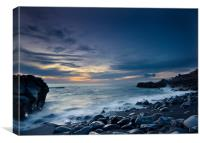 Tenerife Sunset, Canvas Print