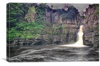 High Force HDR, Canvas Print