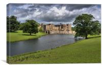 Raby Castle 2, Canvas Print