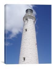 The Lighthouse, Canvas Print