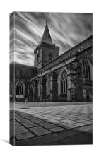 St.Johns Kirk, Perth, Canvas Print
