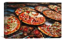 Pizzas of Sienna