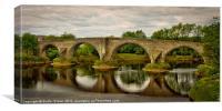 Stirling Bridge, Canvas Print