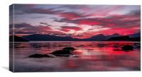 Loch Laich, Canvas Print