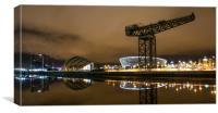 SECC & SSE Hydro Glasgow , Canvas Print