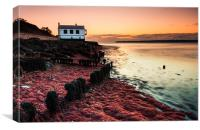 Lepe Boathouse Sunrise