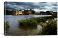 Leeds Castle Maidstone, Canvas Print