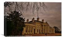 hylands park in chelmsford essex, Canvas Print