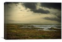 Holy Island, Northumberland, Canvas Print