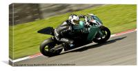 KTM RC8 Racing, Canvas Print