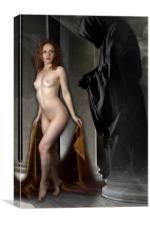 Temptress, Canvas Print