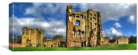 Ashby Castle - Panorama