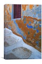 Colour palette 1, Canvas Print