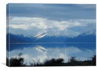 Lake Pukaki, Canvas Print