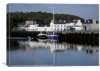 STORNOWAY AREA TRANQUILITY 5, Canvas Print