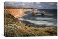 The Twelve Apostles, Canvas Print