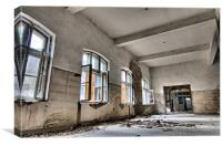 Dereliction 1, Canvas Print
