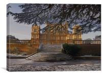 Wollaton Hall Nottinghamshire, Canvas Print