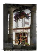 French Life, Canvas Print